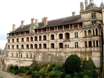 Chateau de Blois, notre Ville