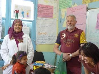 Tunisie: restauration de sanitaires dans les écoles
